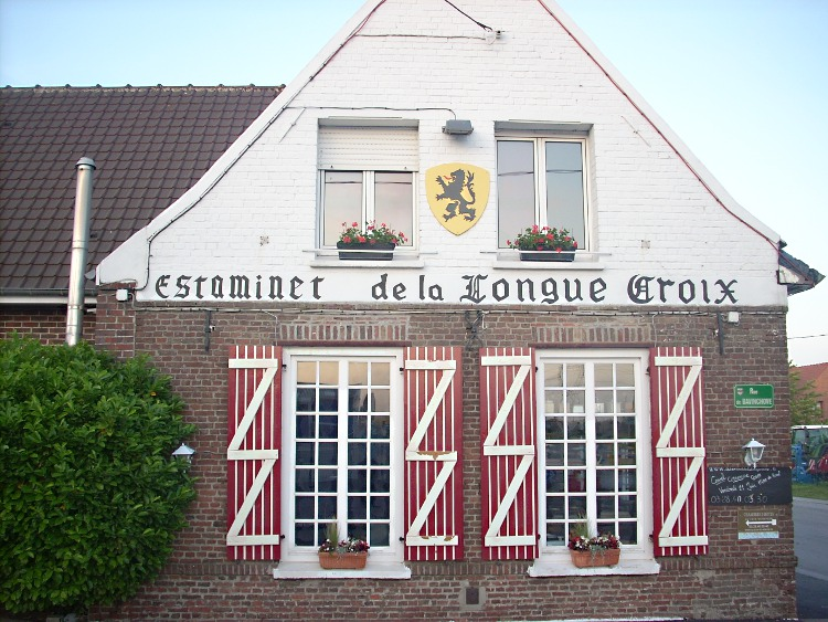 Estaminets flamands : Estaminet de la Longue Croix à Hondeghem